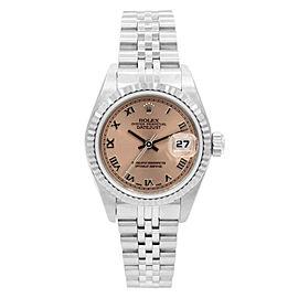 Rolex Datejust 79174 Steel 26mm Women's Watch
