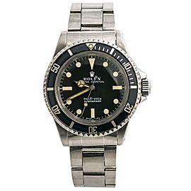 Rolex Submariner 5513 Steel 40.0mm Watch
