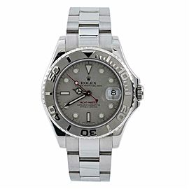 Rolex Yacht-master 168622 Steel 35.0mm Watch