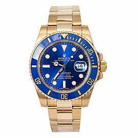 Rolex Submariner 116618 Gold 40.0mm Watch