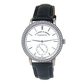 A.Lange & Sohne Saxonia 18k White Gold Men's Watch Automatic 840.026