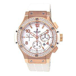 Hublot Big Bang Porto Cervo Evolution 18k Rose Gold Watch 301.PE.230.RW.114