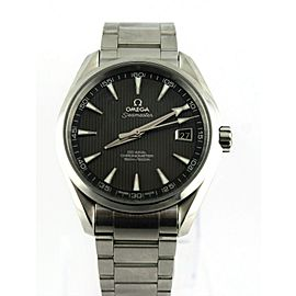 OMEGA SEAMASTER AQUA TERRA 231.10.42.21.06.001 AUTOMATIC CO-AXIAL MINT WATCH BOX
