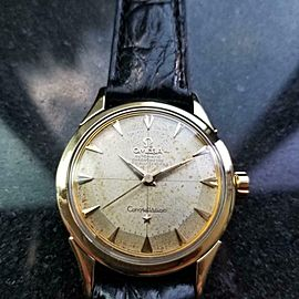 Men's Omega Constellation Ref.2852-1 Gold-Capped Automatic, c.1950s, Swiss LV649