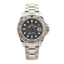 Men's Rolex GMT-Master II Batman Stainless Steel with Black dial Ref#116710BLNR