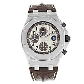 Audemars Piguet Royal Oak Offshore 26470ST. Steel 42mm Watch