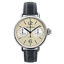 Bell & Ross Vintage BRWW1-MO Steel 45.0mm Watch