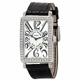 Franck Muller Long Island 952 QZ D Steel 2544.0mm Women's Watch