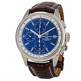 Breitling Premier A13315 Steel 43.0mm Watch