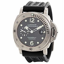 Panerai Luminor Submersible PAM00024 Titanium 42.0mm Watch