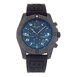 Breitling Chronospace Evo Night Mission Titanium Quartz Watch V7333010/C939-153S