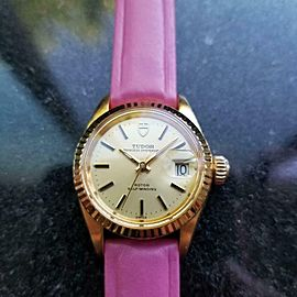 Ladies Tudor Princess Oysterdate Ref.9241 25mm Automatic, c.1970s LV614PNK