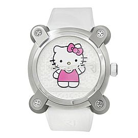 Romain Jerome RJ X Hello Kitty Stainless Steel Ladies Watch RJ.M.AU.IN.023.01
