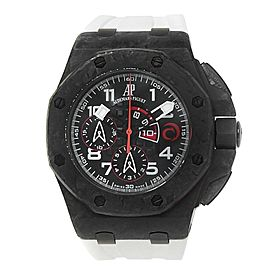 Audemars Piguet Royal Oak Offshore Carbon Black Men's Watch 26062FS.OO.A002CA.01