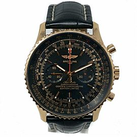 Breitling Navitimer 01 46 LI Gold 46.0mm Watch
