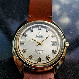 Men's Omega Seamaster Cosmic 2000 Ref.166.130 39mm Automatic, c.1970s LV736