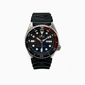 Seiko Divers SKX009K1 Steel Watch