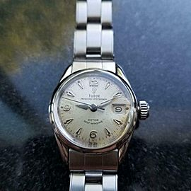 Ladies Tudor Princess Oysterdate Ref.7952 25mm Automatic, c.1960s Swiss LV836