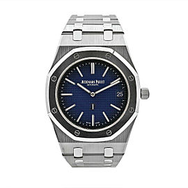 "Men's Audemars Piguet Royal Oak ""Jumbo"", 39mm, Titanium, 15202IP.OO.1240IP.01"