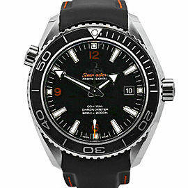 Omega Seamaster Professional Co-Axial 45.5 Steel, black dial 232.30.46.21.01.003