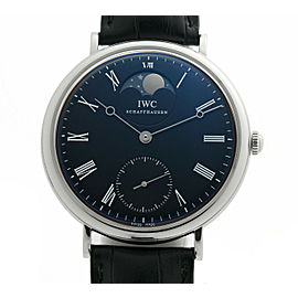 Iwc Portofino IW544801 Steel 46mm Watch