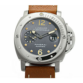 Panerai Luminor PAM00170 Titanium 44mm Watch