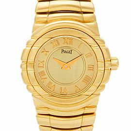 Piaget Tanagra 16031M40 Gold 25.0mm Women's Watch