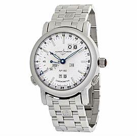 Ulysse Nardin Perpetual Calendar 329-80 Platinum 38.0mm Watch