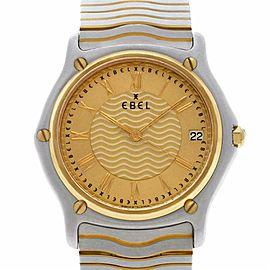 Ebel Classic 1187F41 Steel 34.0mm Watch