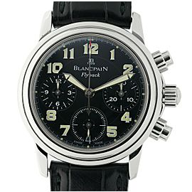 Blancpain Leman 2385F Steel 33mm Watch