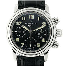 Blancpain Leman 2385F Steel 33mm Watch