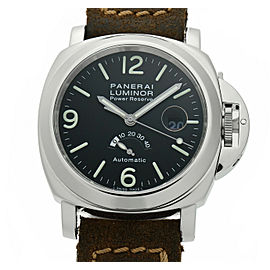Panerai Luminor PAM00027 Steel 44mm Watch