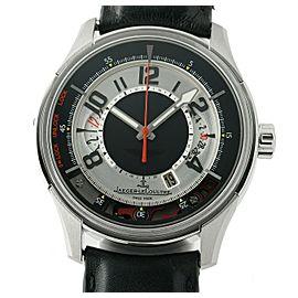 Jaeger Lecoultre Master Memovox 192.T4.4 Titanium 44mm Watch