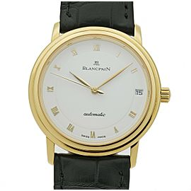 Blancpain Villeret 1151-141 Gold 34mm Watch