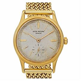 Patek Philippe Calatrava 3403 Gold 32.0mm Watch