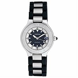Cartier Autoscaph W10147U2 Steel 36.0mm Watch