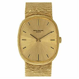 Patek Philippe Ellipse 3746 Gold 32.0mm Watch
