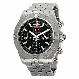 Breitling Blackbird A44360 Steel 45.0mm Watch