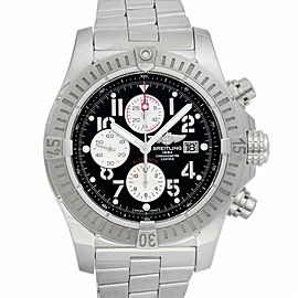 Breitling Avenger A13370 Steel 48.0mm Watch