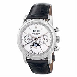 Patek Philippe Perpetual Calendar 3970EP/3 Platinum 36.0mm Watch