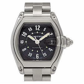 Cartier Roadster W62004V3 Steel 34.0mm Watch