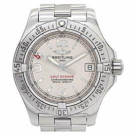 Breitling Colt A77380 Steel 33.0mm Women's Watch