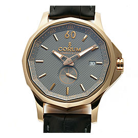 Corum Admiral's Cup 395.101. Gold 42mm Watch