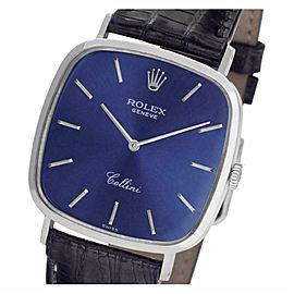 Rolex Cellini 4114 Gold 30.0mm Watch
