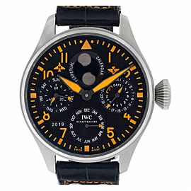 Iwc Big Pilot IW502618 Steel 46.0mm Watch