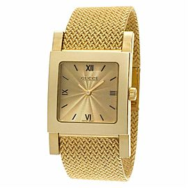 Gucci 7900 Series 7900 Gold 29.0mm Watch