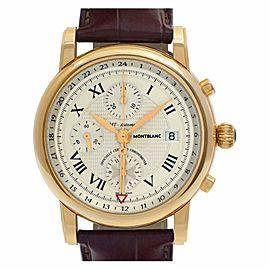 Montblanc Star 102345 Gold 42.0mm Watch