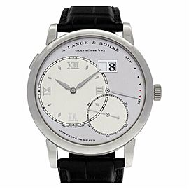 A. Lange & Sohne Lange 1 115.025 Platinum 42.0mm Watch