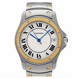 Cartier Santos 1910 Steel 33.0mm Watch
