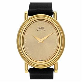 Piaget Classic 7358 Gold 27.0mm Women's Watch